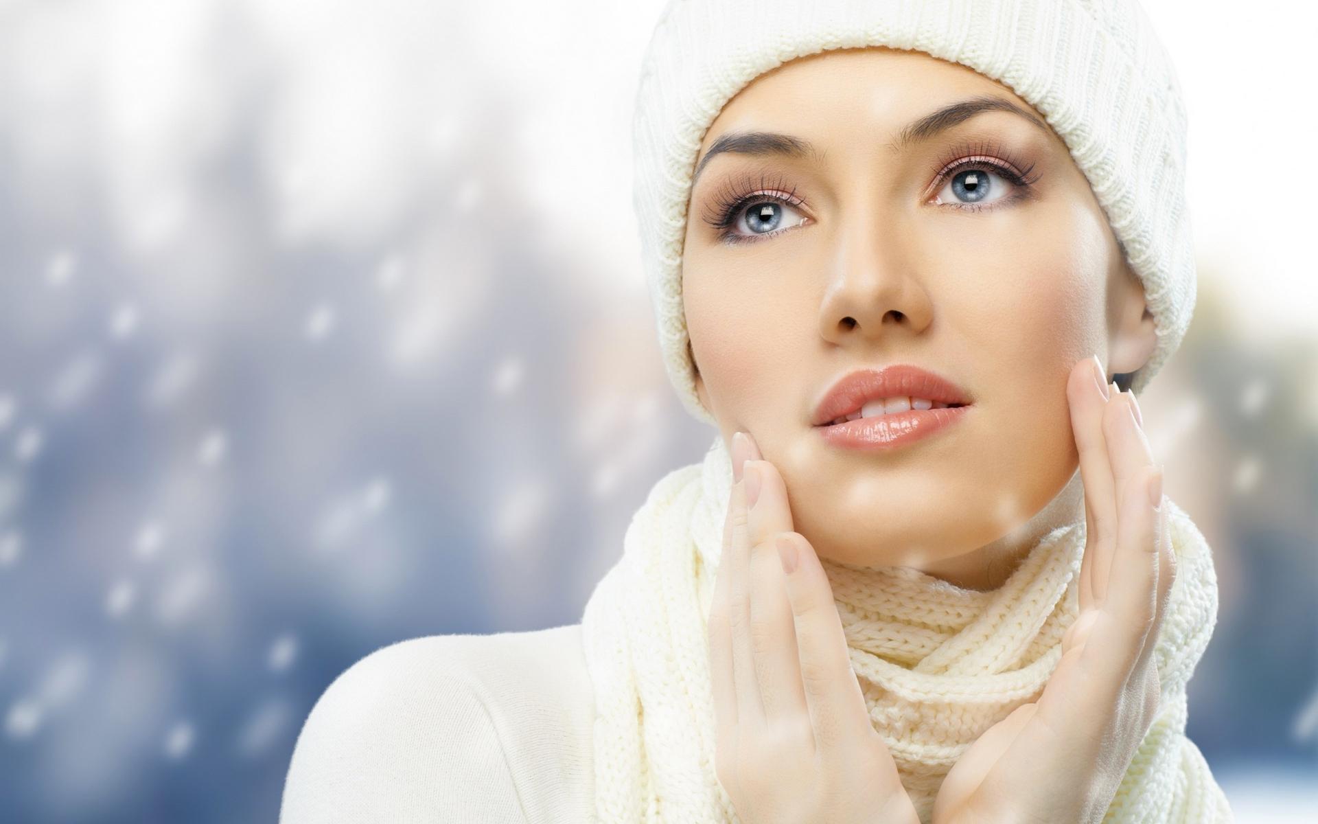 крем для лица зимой